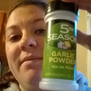 Photo of 5th Season Garlic Powder, 3.62 oz uploaded by Melissa B.