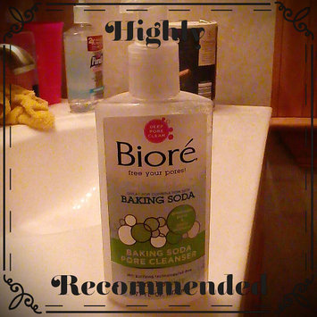 Photo of Bioré® Baking Soda Pore Cleanser uploaded by Vanessa O.