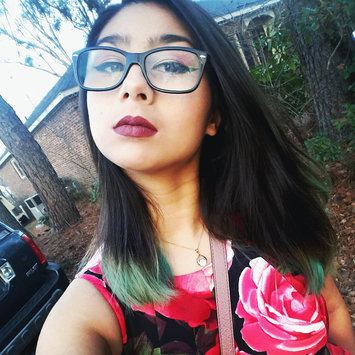 Photo of Ion Color Brilliance Brights Semi-Permanent Hair Color Aqua uploaded by Cassie K.