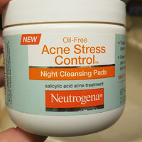 Neutrogena® Oil-free Acne Stress Control® Night Cleansing Pads uploaded by Hannah C.