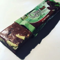 QUEST NUTRITION Mint Chocolate Chunk Protein Bar uploaded by Tami A.