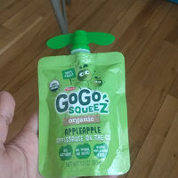 GoGo SQUEEZ APPLE APPLE APPLESAUCE ON THE GO uploaded by Manminder S.