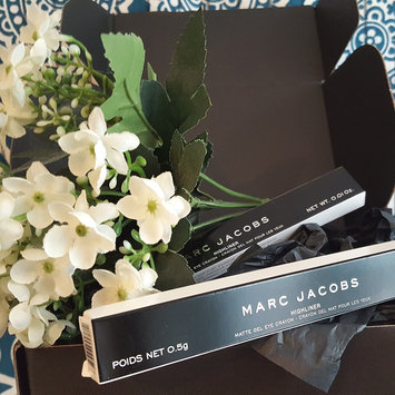 Photo of Marc Jacobs Beauty Highliner Matte Gel Eye Crayon uploaded by Zahira M.