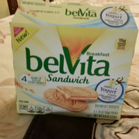Nabisco belVita Breakfast Biscuits Sandwich Vanilla Yogurt Creme uploaded by Ramonita R.