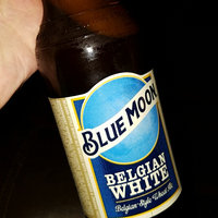 Blue Moon Belgian White Wheat Ale uploaded by Amber P.