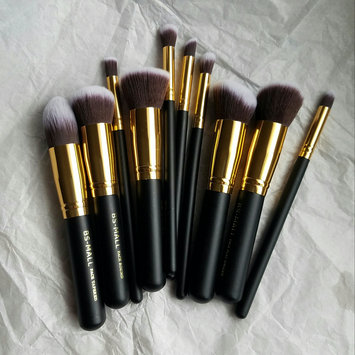Photo of BS-MALL(TM) Premium Synthetic Kabuki Makeup Brush Set Cosmetics Foundation Blending Blush Eyeliner Face Powder Brush Makeup Brush Kit uploaded by Natasha P.