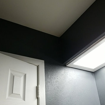 Photo of Glidden Essentials 5 gal. Base 1 Semi-Gloss Interior Paint uploaded by Christine D.
