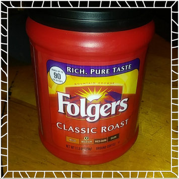 Photo of Folgers Coffee Classic Roast uploaded by Denise R.