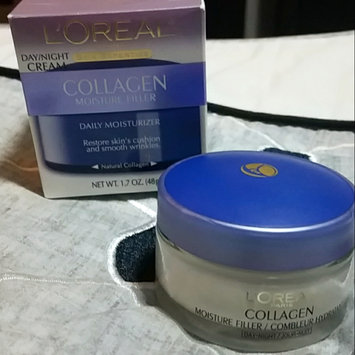Photo of L'Oréal Paris® Skin Expertise Collagen Moisture Filler Day/Night Cream Daily Moisturizer 1.7 oz. Box uploaded by Elybeautyart S.