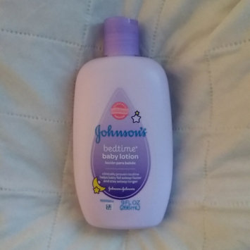 Photo of Johnson's® BedTime baby lotion uploaded by Chelsea C.