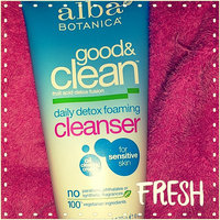 Alba Botanica Good & Clean™ Daily Detox Foaming Cleanser uploaded by Krystal M.
