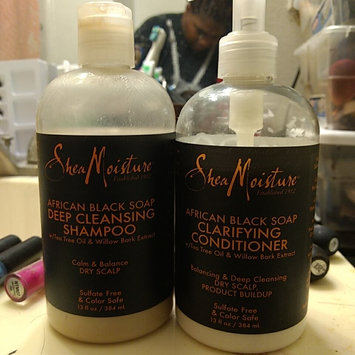 Photo of SheaMoisture African Black Soap Balancing Conditioner uploaded by Shantrelle S.