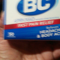 BC Pain Relief Powders uploaded by Wesley H.