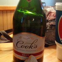 Cook's California Champagne Brut uploaded by Stefanie B.