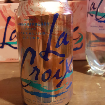 Photo of La Croix Sparkling Water Cran-Raspberry uploaded by Jacqueline A.