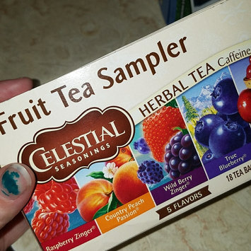 Photo of Celestial Seasonings® Fruit Sampler Herbal Tea Caffeine Free uploaded by Amber P.
