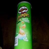 Pringles® Sour Cream & Onion Potato Crisps 7.1 oz. Canister uploaded by Lakeshia R.
