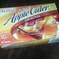 Alpine Spiced Apple Cider Instant Drink Mix Original - 10 CT uploaded by Lakeshia R.