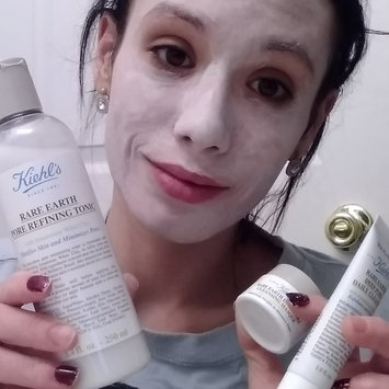 Photo of Kiehl's Rare Earth Deep Pore Cleansing Mask uploaded by Teresa M.