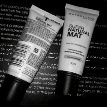 Photo of Maybelline Super Natural Mat uploaded by Beléη G.