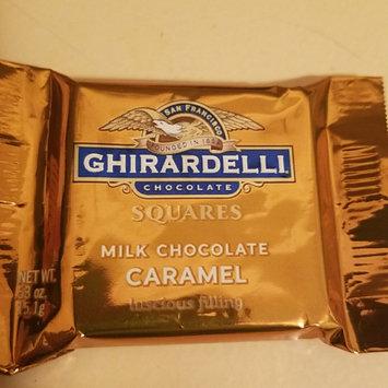 Photo of Ghirardelli Chocolate Milk Chocolate Caramel Square uploaded by Semaria S.