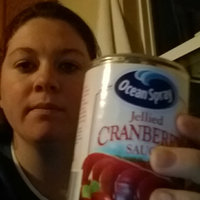 Ocean Spray® Jellied Cranberry Sauce uploaded by Melissa B.