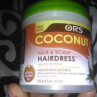 Organic Root Stimulator Coconut Oil for Hair uploaded by Felicia M.
