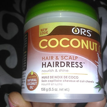 Photo of Organic Root Stimulator Coconut Oil for Hair uploaded by Felicia M.