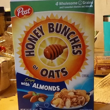 Photo of Honey Bunches of Oats with Almonds uploaded by Ashlie H.