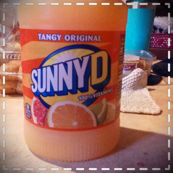 Photo of Sunny D Tangy Original uploaded by Ashlie H.