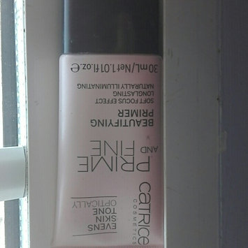 Photo of Catrice Prime And Fine Beautifying Primer uploaded by Miguel A.