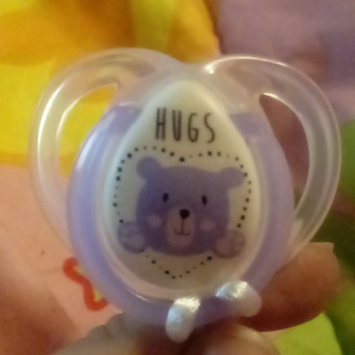 Photo of Tommee Tippee Closer to Nature Silicone Pacifiers - Stylish Shield 6-18 Months (Girl) uploaded by Samantha G.