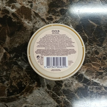 Photo of Rimmel London Stay Matte Pressed Powder uploaded by Vickmarie G.