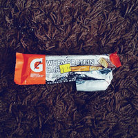 Gatorade Recover Whey Protein Bar Chocolate Caramel uploaded by Madison L.