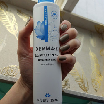 Photo of derma e Hyaluronic Hydrating Cleanser uploaded by Natasha P.