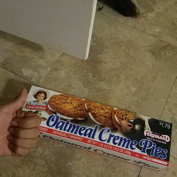 Photo of Little Debbie® Oatmeal Creme Pies uploaded by ebony r.