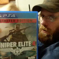 Sniper Elite 4 Day One Edition - Playstation 4 uploaded by Melissa B.