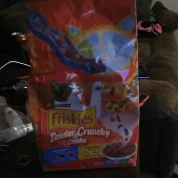Photo of Purina Friskies Tender and Crunchy Combo Cat Food 3.5 lb. Bonus Bag uploaded by Danielle D.