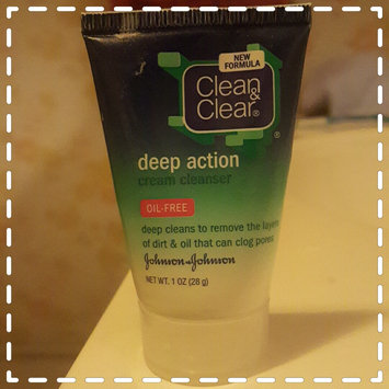 Photo of Clean & Clear® Deep Action Cream Cleanser uploaded by Jina A.