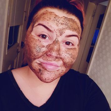 Photo of LUSH Cup O' Coffee Face and Body Mask uploaded by molly s.