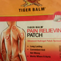 Tiger Balm Pain Relieving Patch uploaded by Ramonita R.