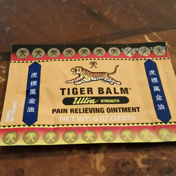 Photo of Tiger Balm Pain Relieving Ointment, Ultra Strength, 18 g uploaded by Ramonita R.