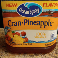 Ocean Spray Cran Pineapple Cranberry Pineapple Juice Drink uploaded by Melissa B.