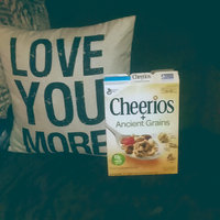 Cheerios Lightly Sweatened Oat &  Ancient Grains Cereal uploaded by Lakeshia R.