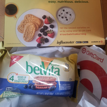 Photo of belVita Blueberry Breakfast Biscuits uploaded by Dawn L.
