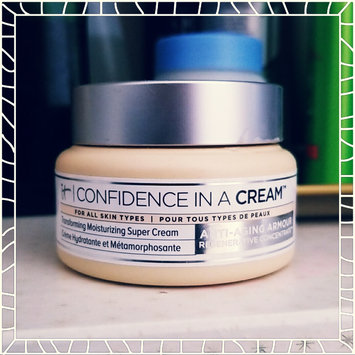 Photo of IT Cosmetics Confidence in a Cream Transforming Moisturizing Super Cream uploaded by Heather M.