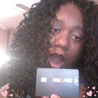 Discover it Cashback Match Credit Card uploaded by Lovely K.