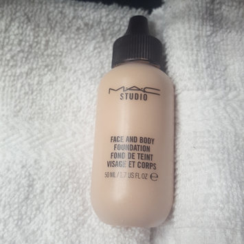 Photo of M.A.C Cosmetic Studio Face And Body Foundation uploaded by Danielle P.