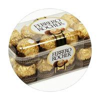 Grand Ferrero Rocher® Milk Chocolate and Hazelnut Ornament 4.4 oz. Package uploaded by Tala M.