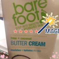 Freeman Bare Foot Butter Cream, Lime + Coconut, 4.2 fl oz uploaded by Becky D.